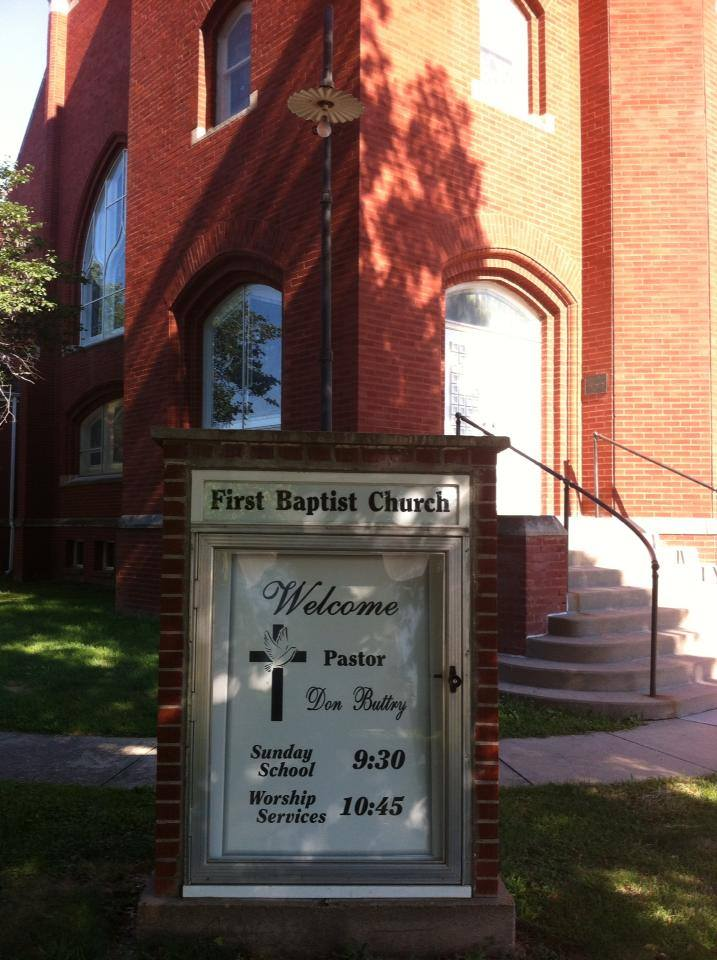 First Baptist Church of Shenandoah, Iowa