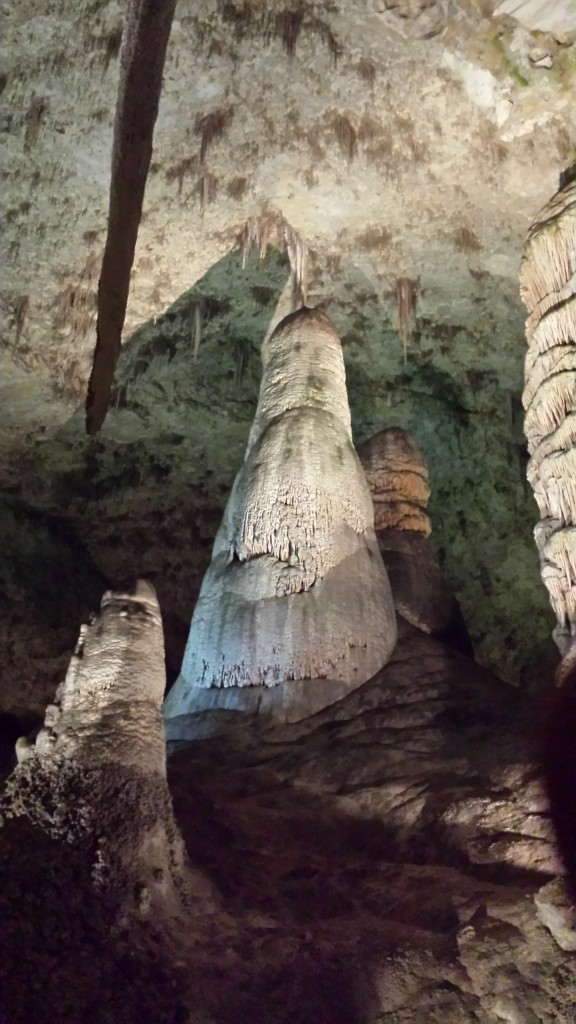 Carlsbad Caverns Hall of the Giants