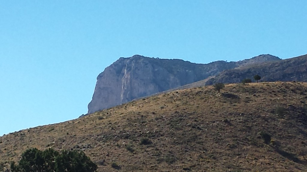 El Capitan Guadalupe Mountains National Park