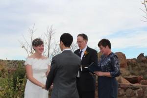 Winterhead wedding